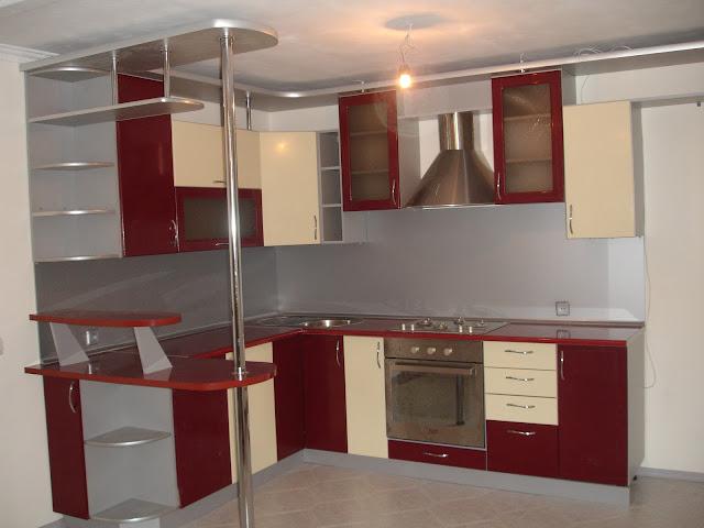 Угловые кухни на заказ недорого
