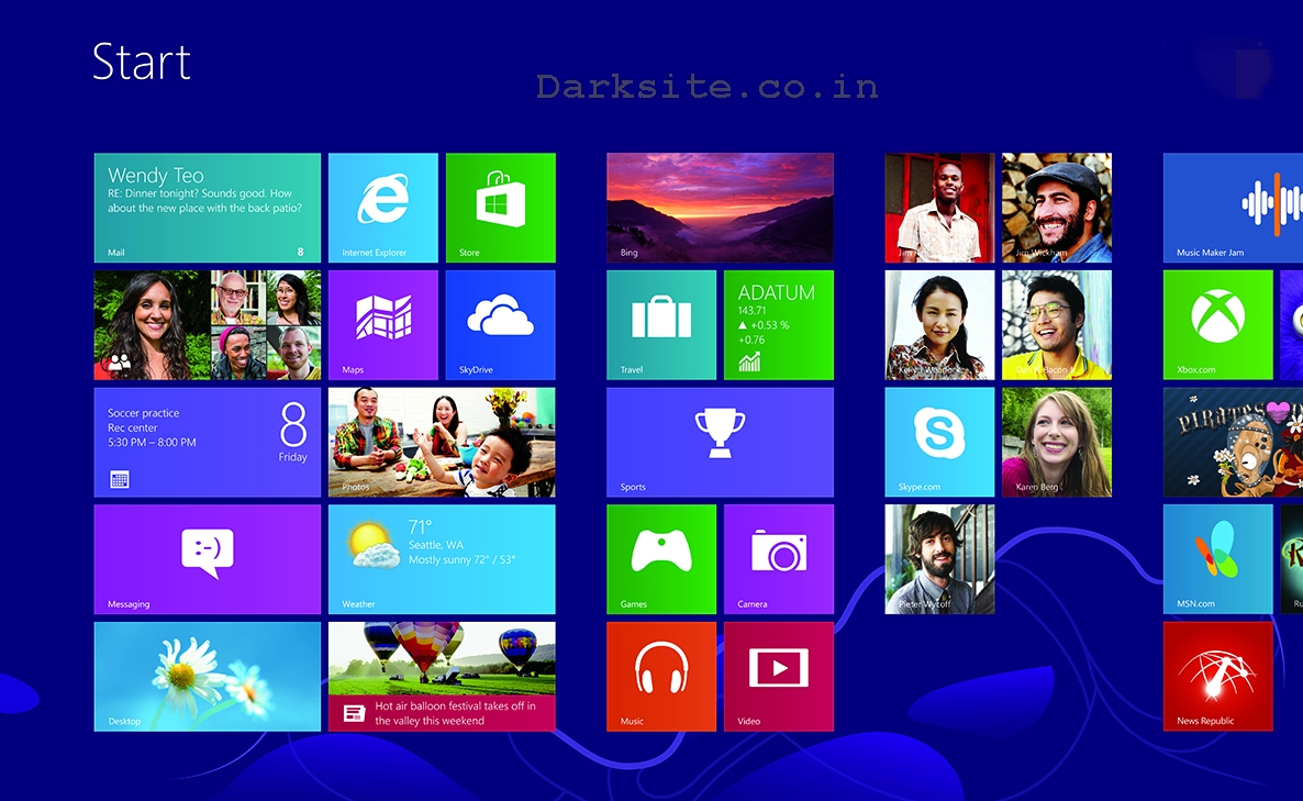 Free Download Themes For Windows 8 Laptop Officially By