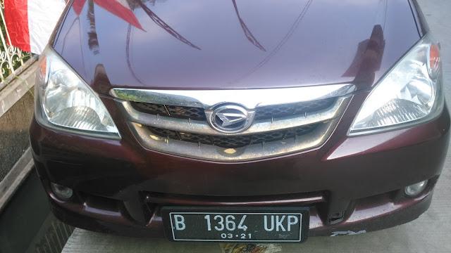 Jual Mobil Xenia