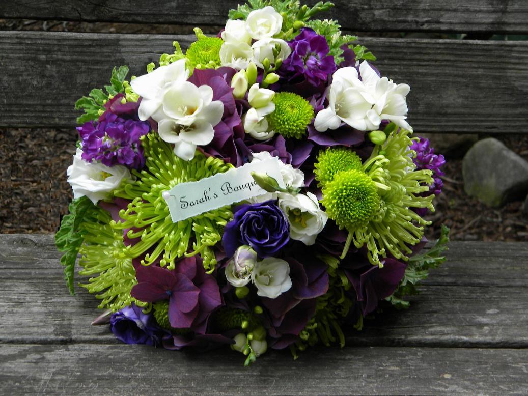 Wedding Flowers From Springwell: Summer Weddings- Scott