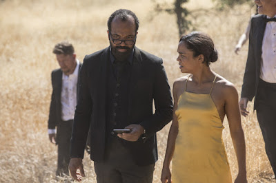 Westworld Season 2 Jeffrey Wright and Tessa Thompson Image 2