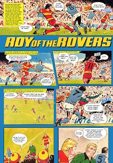 Roy's Goalie