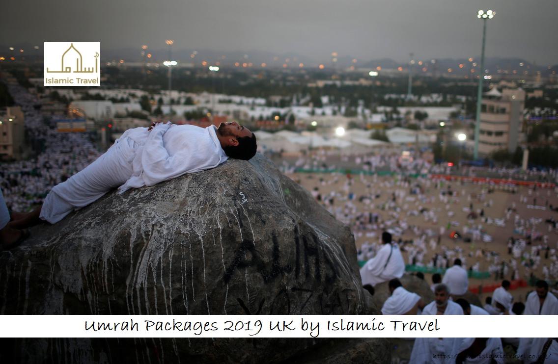 Umrah Banner: Hajj Travel