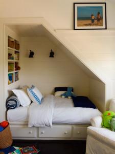 Cama Bajo Escalera Of Dormitorios Bajo La Escalera Dormitorios Colores Y Estilos