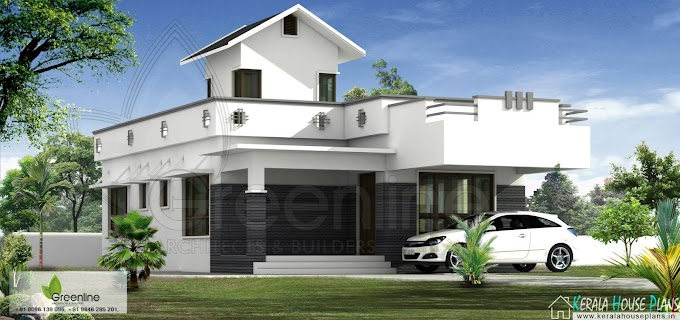 kerala small house design in low budget