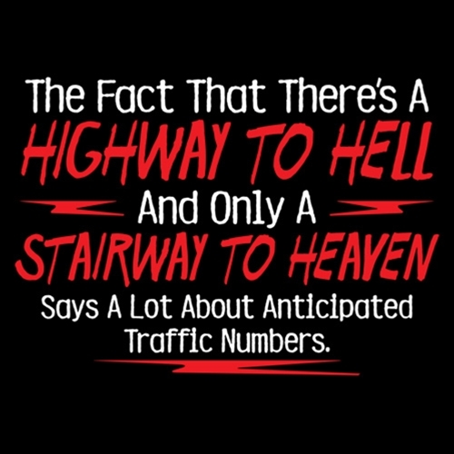 Highway to Hell/Stairway to Heaven