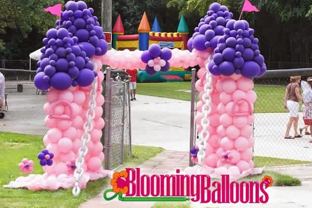 95+ Outdoor Princess Party Ideas - Disney Princess ...