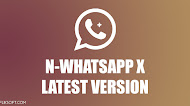 Download N-WhatsApp X v0.9.8D Latest Version Android