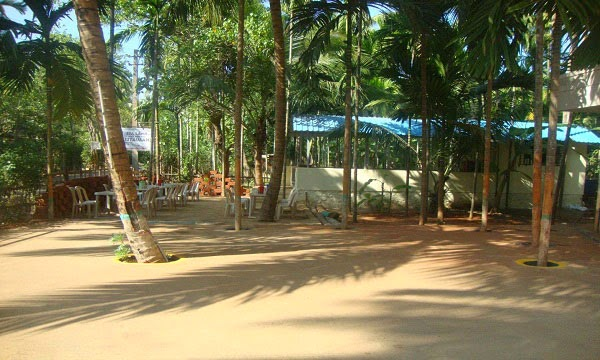 Diveagar beach resorts