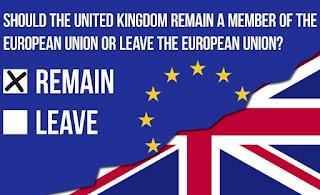 e UK had voted to leave the EU.