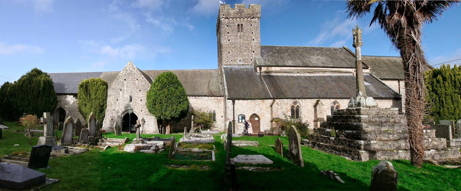 St Illtud's Church, Llantwit Major