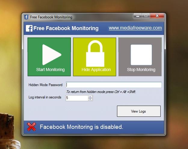برنامج يمكنك من قراءة رسائل كل حساب فيسبوك و المزيد