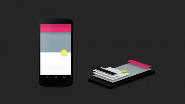 Material Design Android L