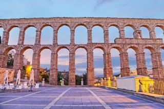 10. Akuaduk Segovia