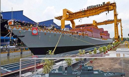 India Telah Mampu Ciptakan Kapal Frigat Siluman dan Kapal Selam, Indonesia?