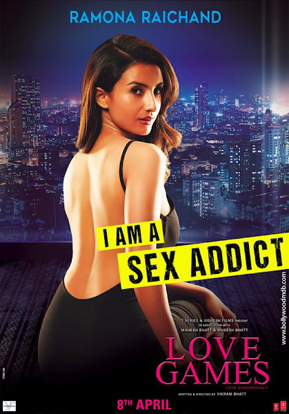 Poster Of Love Games 2016 480p Hindi DVDRip Full Movie Download