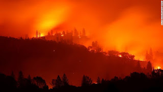 California Fire: Missing Individual Rise To 1000, Trump To Visit