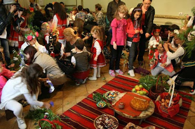 детски ателиета в етнографския музей в софия