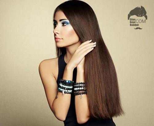 Tips Cara Meluruskan Rambut