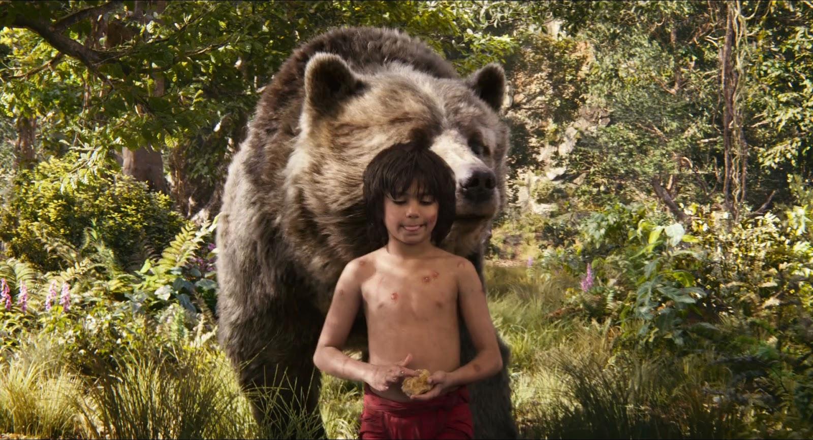 El Libro de la Selva (2016) BRRip 1080p Latino - Ingles captura 3