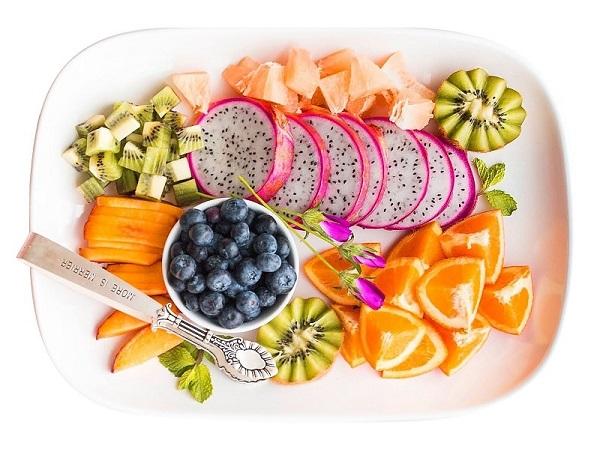 الفاكهة أحد ركائز النظام الغذائي الصحي