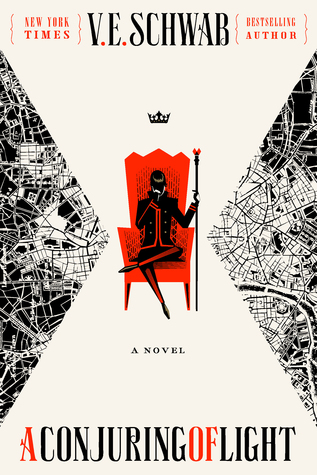 A Conjuring Light V E Schwab
