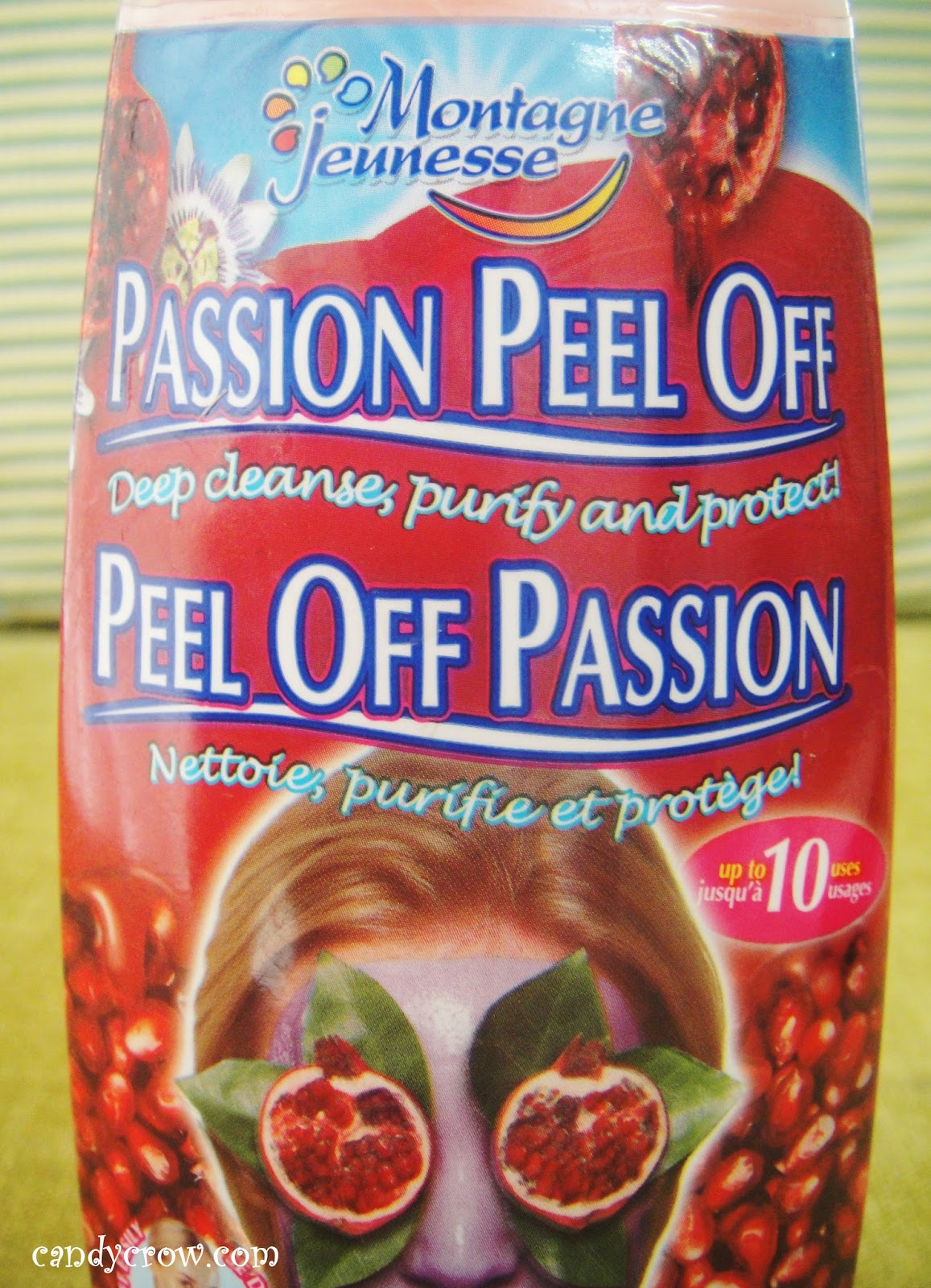 Montagne Jennesse Passion Peel Off Mask