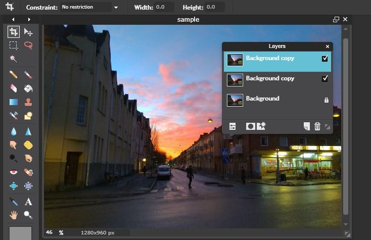 Cara Edit Foto Dengan Efek HDR Secara Online
