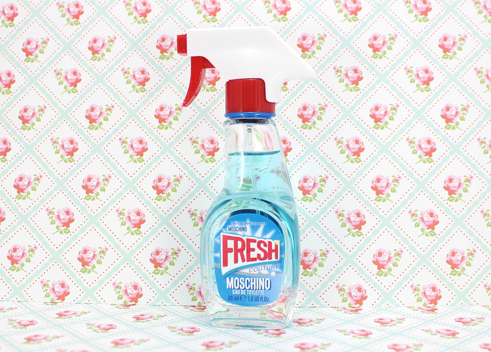 Moschino 'Fresh Couture' Eau de Toilette review