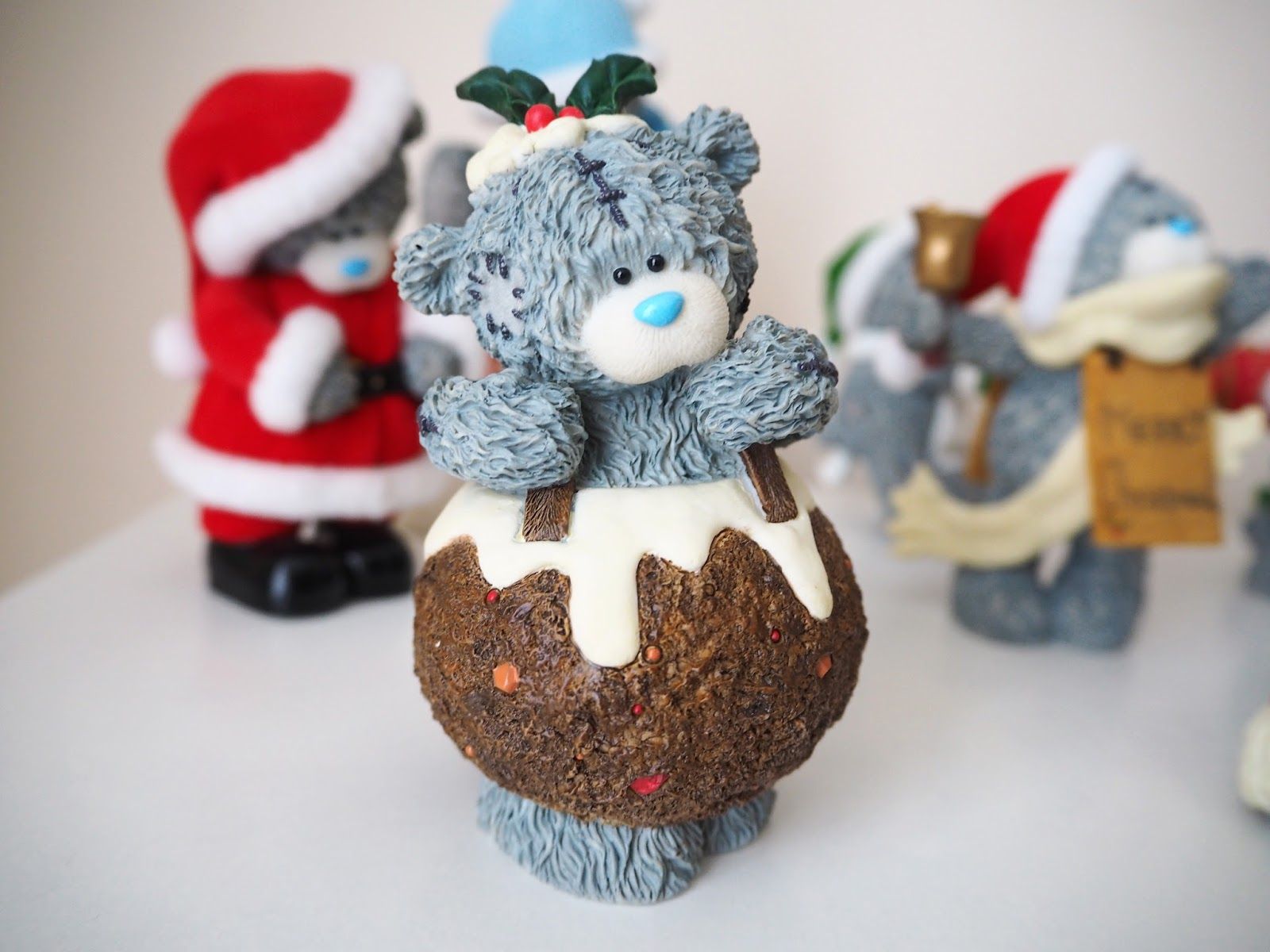 Christmas Throwback: Blogs From 2015, Katie Kirk Loves, Me To You Bear Figurine, UK Blogger, UK Fashion Blogger, UK Beauty Blogger, UK Lifestyle Blogger, UK Food Blogger, West Sussex Bloggers, Brighton Blogger