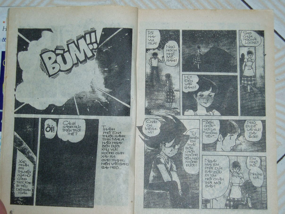 Siêu nhân Locke vol 04 trang 3