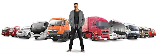 Akshay Kumar brand ambassador for Tata Motors
