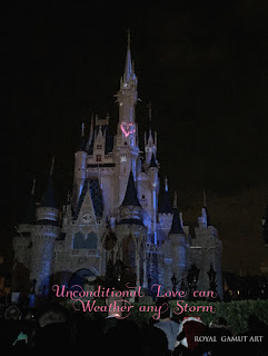 Love for Orlando Royal Gamut Art