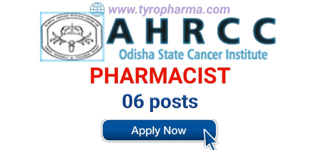 ahrcc pharmacist recruitment
