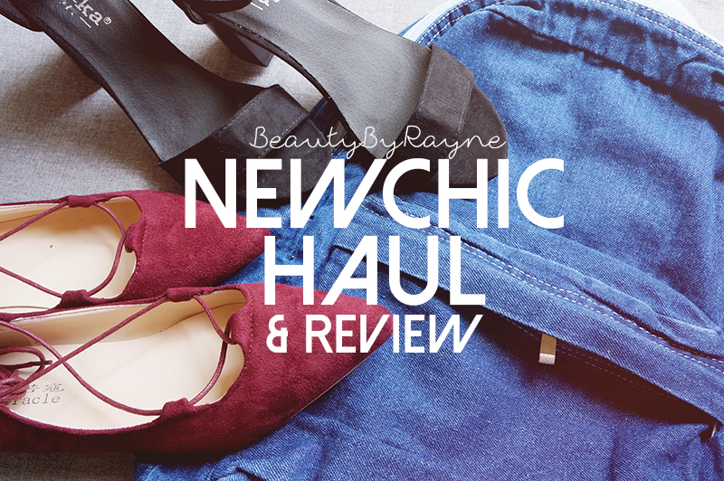 NewChic Haul and Review