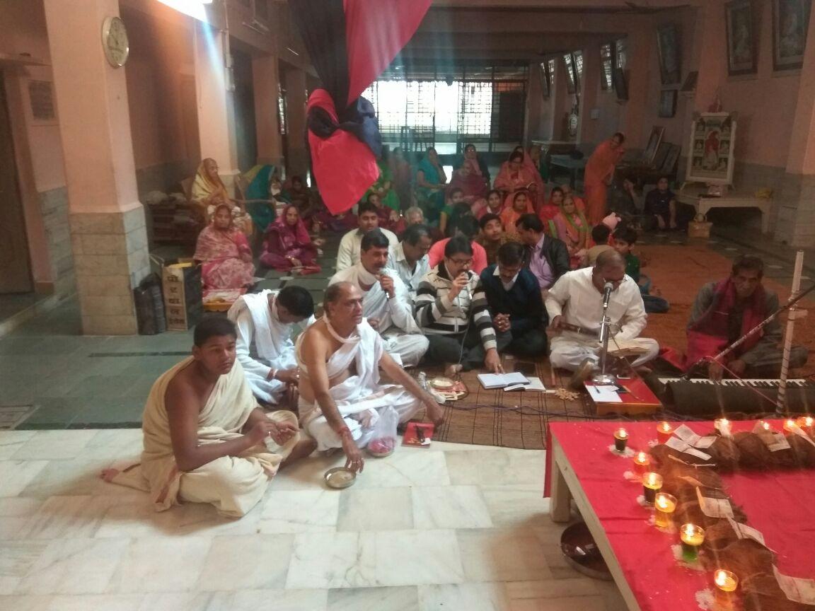gurusaptami-rishabh-dev-bawan-jinalaya-mohankheda-गुरूपद महापूजन का हुआ आयोजन ,मोहनखेड़ा तीर्थ पर लगा मेला