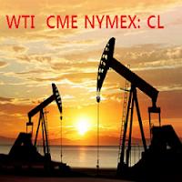 국제 유가 전망 - WTI 원유 선물 가격 : 이번주 종가 56.58 이상인지가 관건 - 해외선물 CME NYMEX: CL, 1 배럴/달러($)