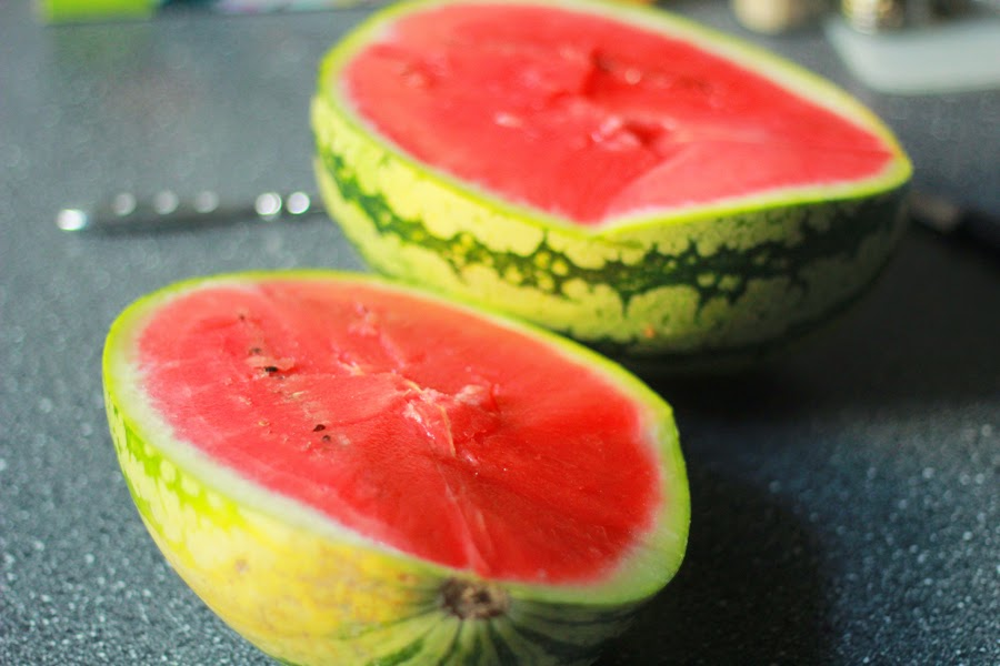 wassermelone löffel watermelon island detox