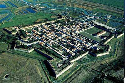 Le village fortifié de Hiers-Brouage