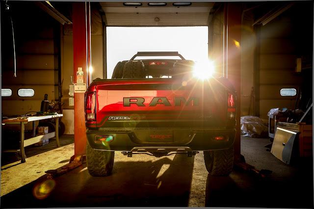Larry H. Miller Dodge Ram Cherry Creek | RAM Trucks Reveals New Rebel TRX Concept