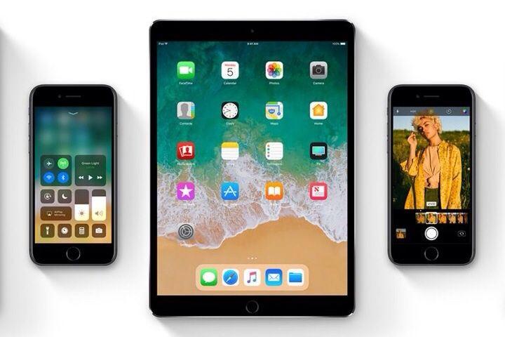 Fitur Baru iOS 11