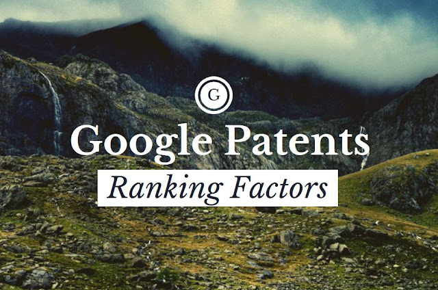 Google Ranking Patents