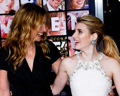 julia roberts and emma roberts |Hollywood Wallpapers And ...