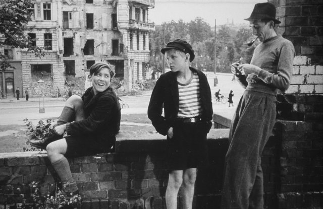 «Германия, год нулевой», Режиссёр Роберто Росселлини