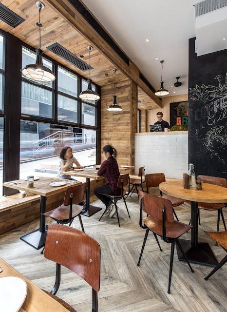 Quán Café nội thất đẹp