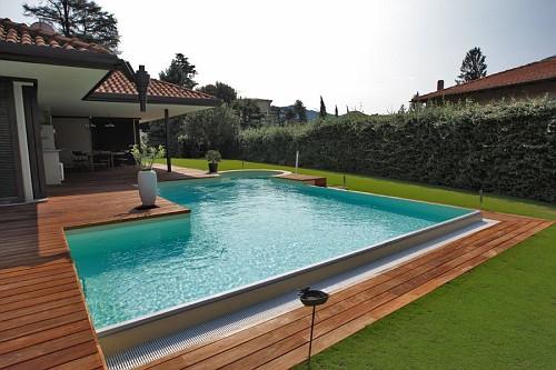 idei amenajari interioare constructii piscine exterioare
