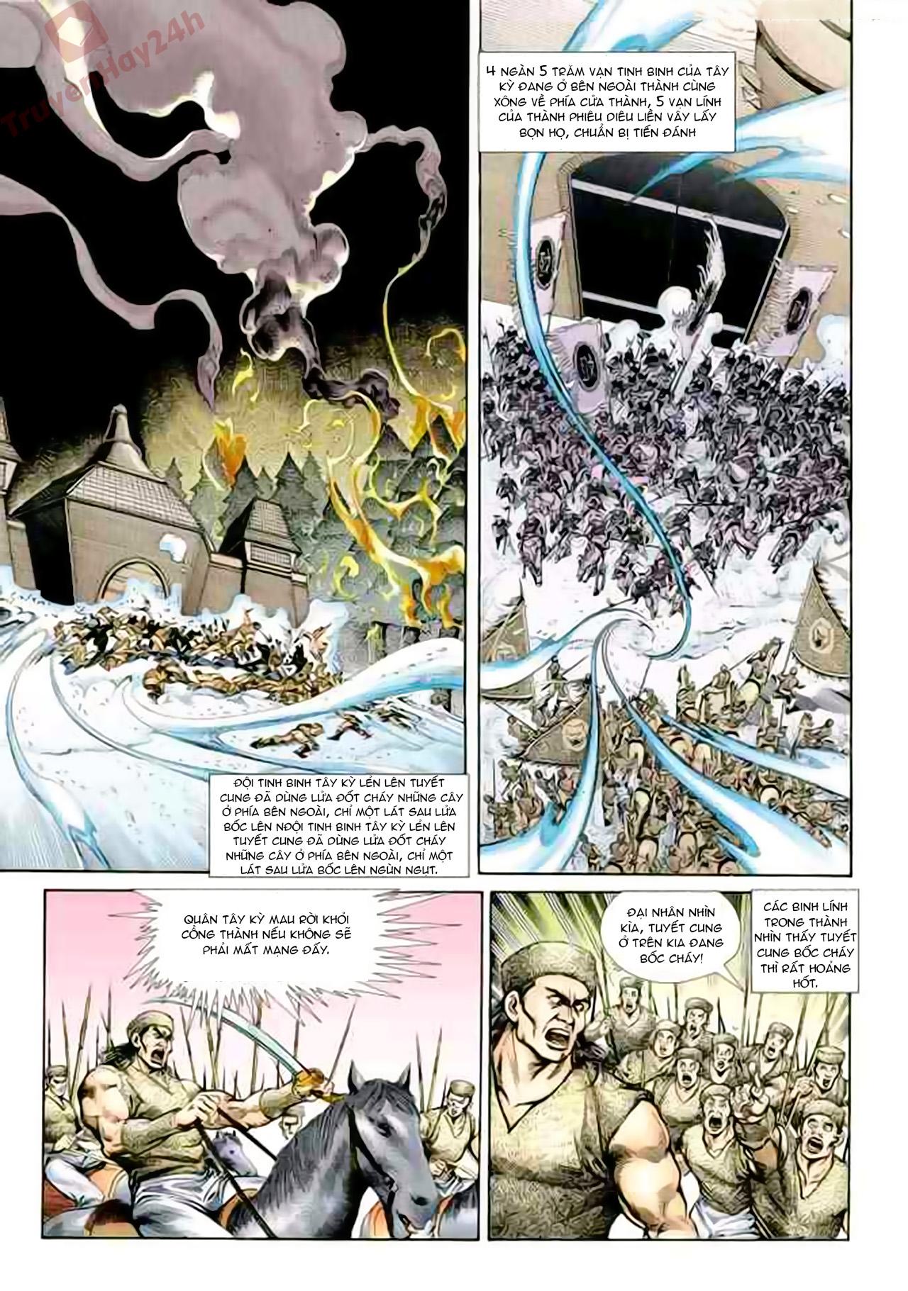 Cơ Phát Khai Chu Bản chapter 66 trang 2