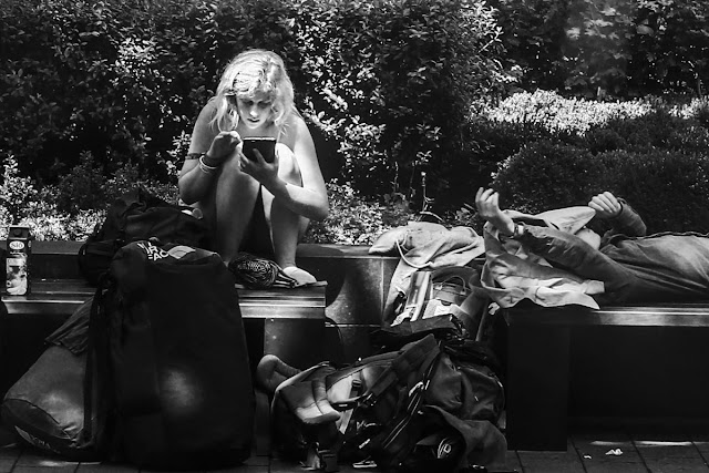 Street Photography - After Sziget