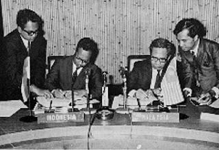 Perjanjian Bangkok antara Indonesia dan Malaysia