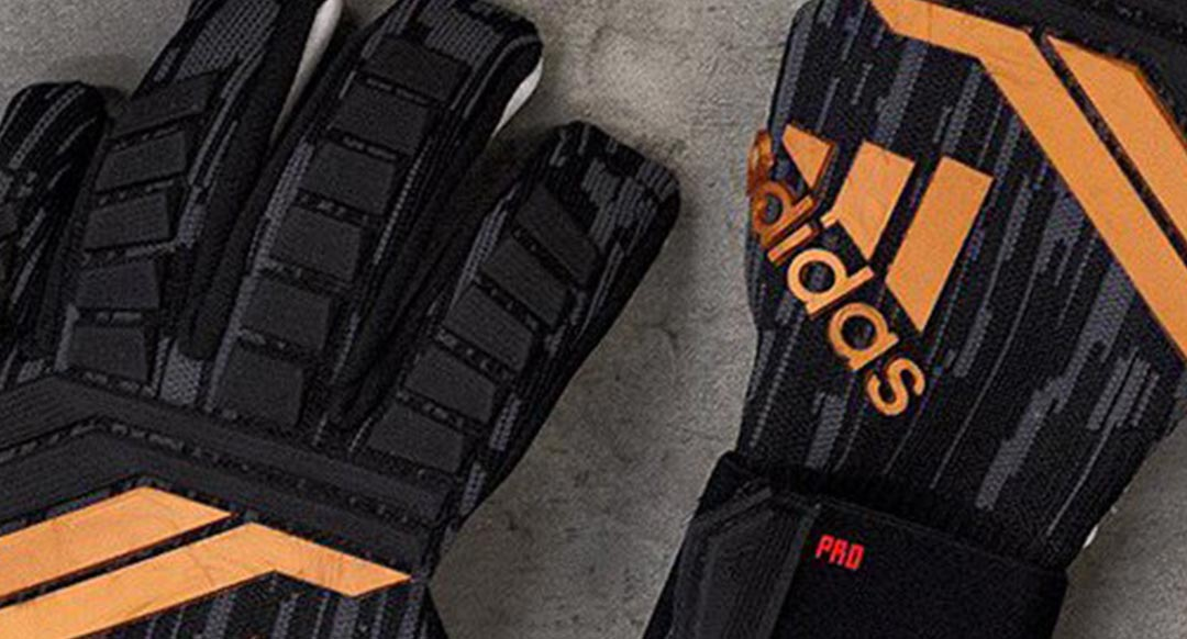 All-New Adidas Predator 18 Fingersave Pro Goalkeeper ...